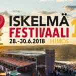 Iskelmä Festivaaleilla kaikkien aikojen ohjelmisto: Kaija Koo, Popeda, Juha Tapio…