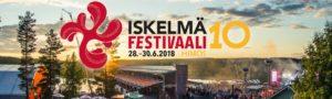 Iskelmä Festivaali 2018
