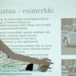 Kansanedustaja Timo Heinosen mietintöjä uudesta harrasteajoneuvoluokasta kuultiin Janakkalassa
