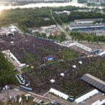 """Metallica jatkaa Hämeenlinnan megakonserttien sarjaa – """"Olemme todenneet Kantolan tapahtumapuiston puitteet loistaviksi"""""""