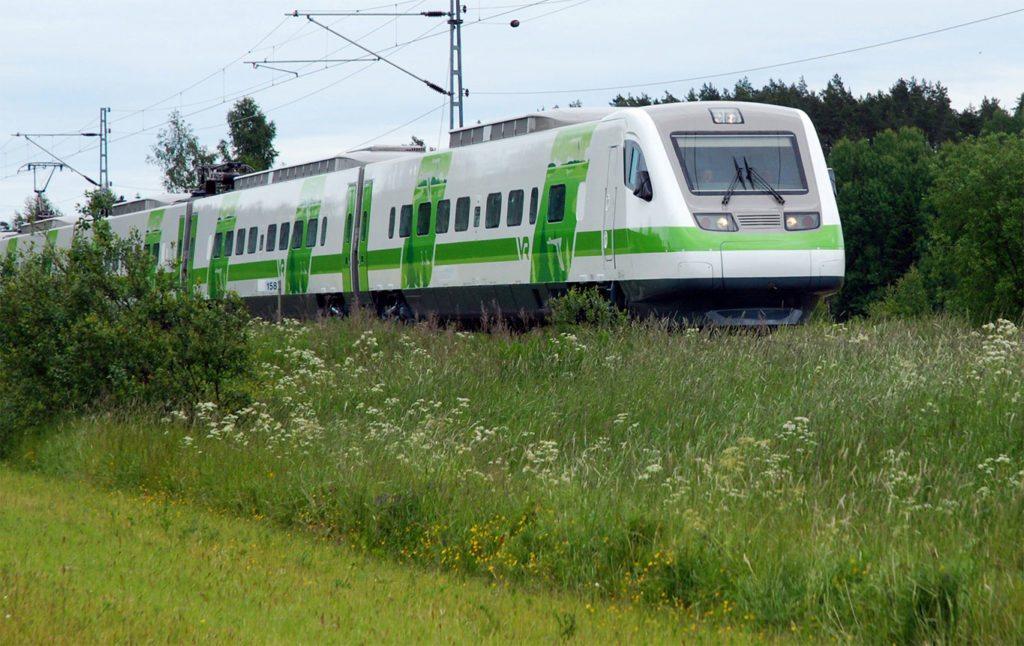 Pendolino, juna, matkustajajuna
