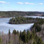 Aulangon luonnonsuojelualue on Hämeenlinnan matkailulle merkittävä