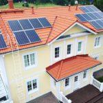 Aurinkoenergian tuottaminen on kannattava valinta