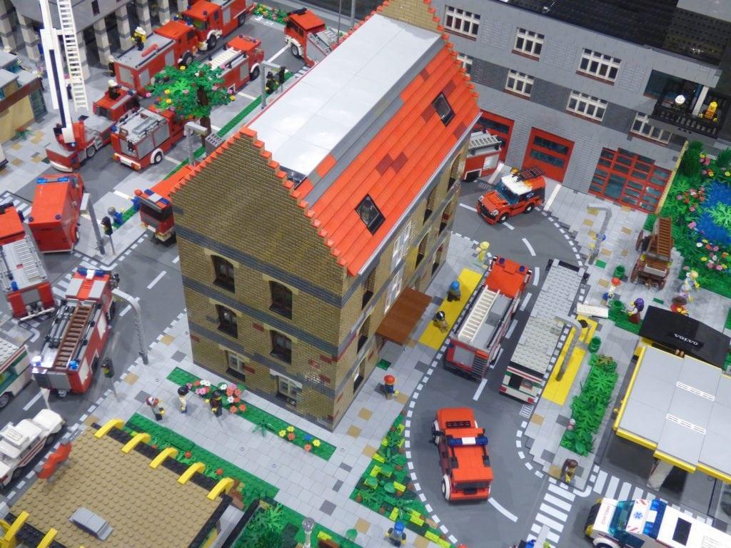 Lego, kaupunki