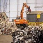 Fortum kolminkertaisti muovijätteen kapasiteetin Riihimäellä