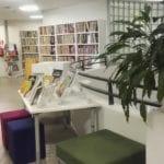 Kirjastojen suosio kasvoi Hämeenlinnassa