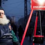 Joulupata auttaa Hämeenlinnassa