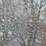Lumipyry tekee ajokelin erittäin huonoksi Kanta-Hämeessä