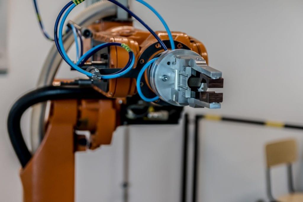 Robotiikka, robotti